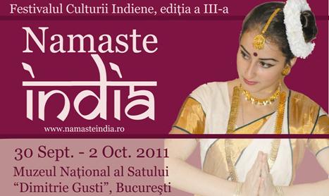 """Festivalul """"Namaste India"""" a ajuns la editia a treia"""