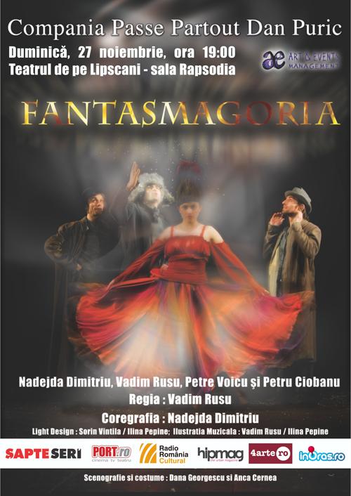 """""""Fantasmagoria"""", magia unei lumi de poveste"""