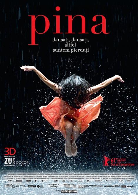 """""""Pina"""" va rula in aceasta seara la Carturesti"""