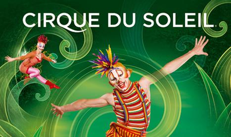 Cirque du Soleil ajunge pentru prima oara in Romania
