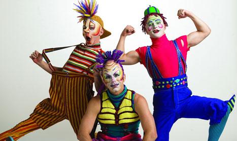 Inca doua show-uri Cirque du Soleil in Romania
