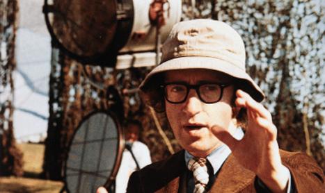 Woody Allen este regizorul lunii decembrie la MGM
