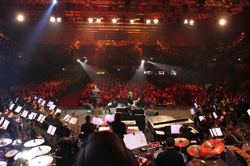 Steve Vai – muzicianul sferelor la Sala Polivalenta