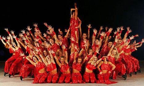 Todes Ballet danseaza la Sala Palatului pe 6 aprilie
