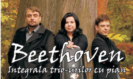 Musica Viva continua trio-urile lui Beethoven pe 28 martie