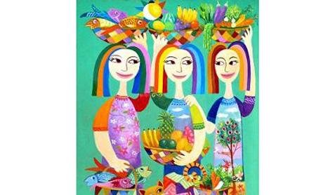 Atelier pentru copii: Primii pasi in arta