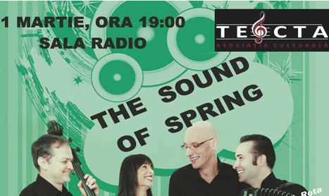 "Cvartetul Maxim prezinta concertul ""The Sound of Spring"""