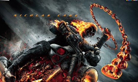 """Johnny Blaze revine in """"Ghost Rider: Demonul Razbunarii"""""""