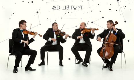 Cvartetul Ad Libitum revine pe scena bucuresteana intr-o noua formula