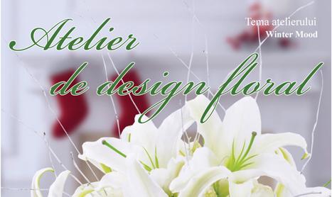 Atelier de design floral: Winter Mood