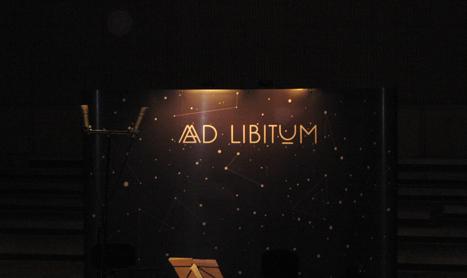 Ad Libitum – formula noua, dar nu intamplatoare