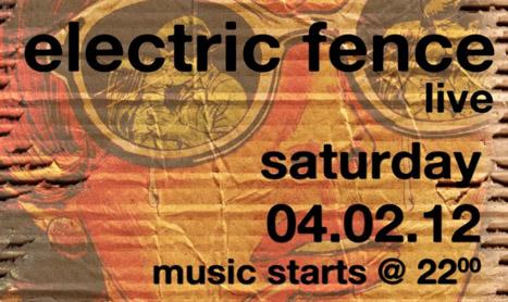 Electric Fence concerteaza in Brasov