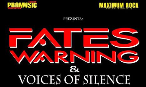 Andy de la Taine incurajeaza rockerii sa asculte Fates Warning