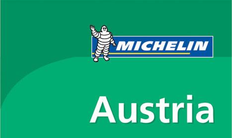A aparut primul Ghid Verde Michelin pentru Austria in limba romana