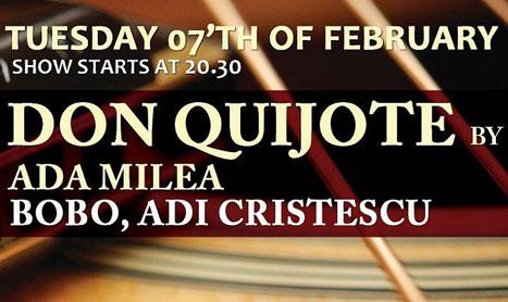 Ada Milea canta in Mojo Music pe 7 februarie
