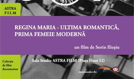 """Regina Maria – ultima romantica, prima femeie moderna"""