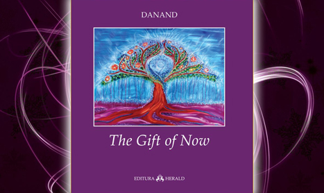 "Intalnire live cu prezentul: ""The Gift of Now"""