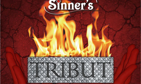Tribut concerteaza in Sinner's Club
