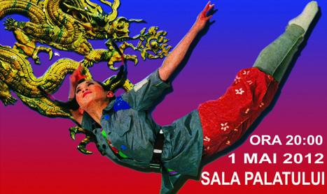 Circul National din China ajunge pe 1 mai in Bucuresti