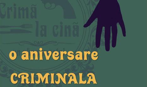 """Pe 9 martie se petrece o """"Crima la cina"""""""