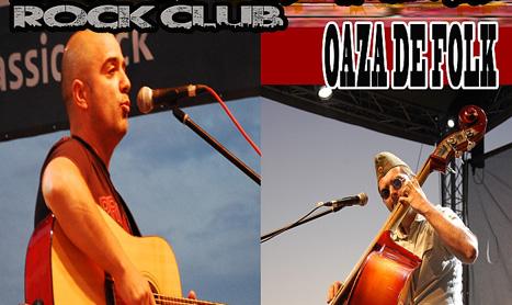 Concert Cristi Dumitrascu si  Andreas Aron in Club Damage
