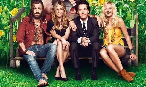 Paul Rudd si Jennifer Aniston isi iau lumea in cap