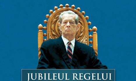 """Curtea Veche lanseaza albumul """"Jubileul Regelui"""""""