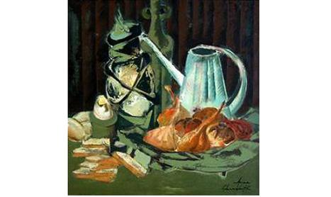 Atelier practic de pictura: Natura Statica