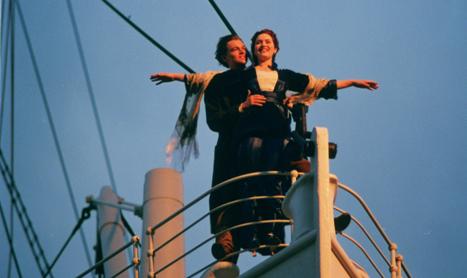 """Titanicul"" se intoarce in format 3D"