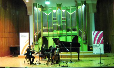 Trio-uri beethoveniene reinviate de trio-ul Musica Viva
