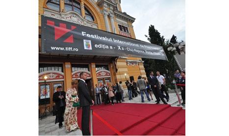 "TIFF lanseaza programul ""10 pentru FILM"""