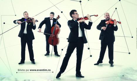 Cvartetul Ad Libitum lanseaza primul CD in noua formula