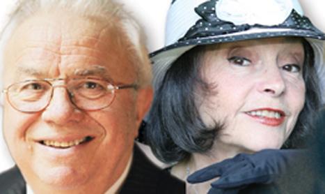 Spectacol aniversar: Alexandru Arsinel si Marina Voica – 50 de ani de teatru, muzica si film
