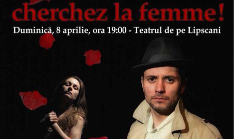 """""""Cherchez-vous la femme""""? O gasiti pe 9 iunie!"""