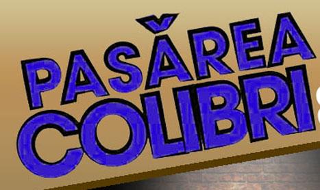 Pasarea Colibri canta pe 26 aprilie in Hard Rock Cafe