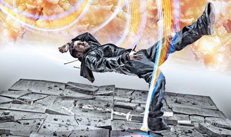 Descoperiti arta magiei lui Dynamo la Discovery Channel