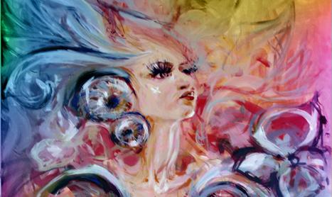 """Expozitie de pictura: """"Frumusetea primaverii"""""""