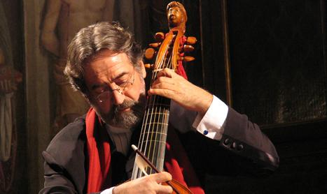 Portret muzical la TVR Cultural: Jordi Savall