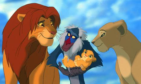 """""""Regele Leu"""" ajunge la Disney Channel pe 21 aprilie"""