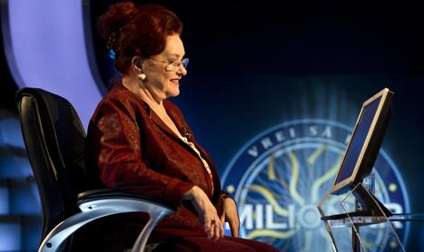Stela Popescu si Alexandru Arsinel vor sa fie milionari