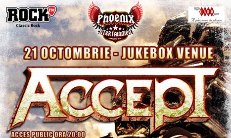 Accept revine in Romania pe 21 octombrie