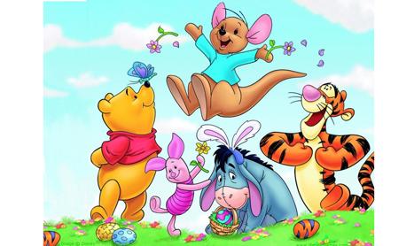 La Disney Junior, primavara vine cu Roo