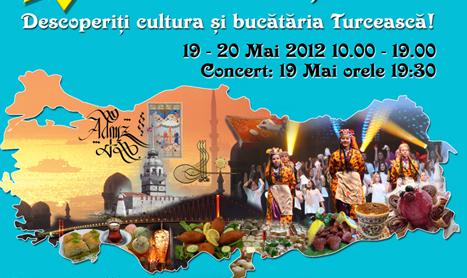 Festival Turcesc de arta si bucatarie