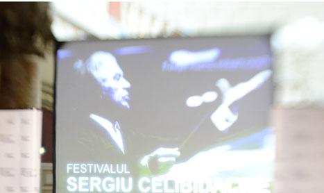 A inceput Festivalul Sergiu Celibidache