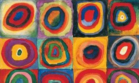 """Atelier de pictura: """"Jocul de-a Culoarea"""""""