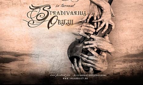Turneul Stradivarius mai trece prin Bucuresti si pe 12 iunie