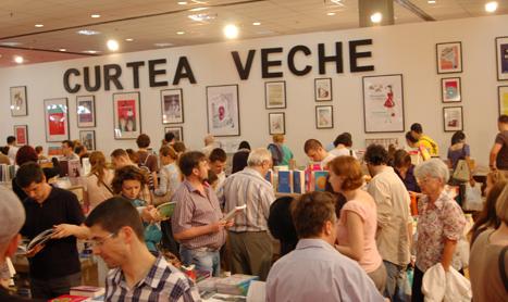 Bilantul editurii Curtea Veche dupa Bookfest 2012