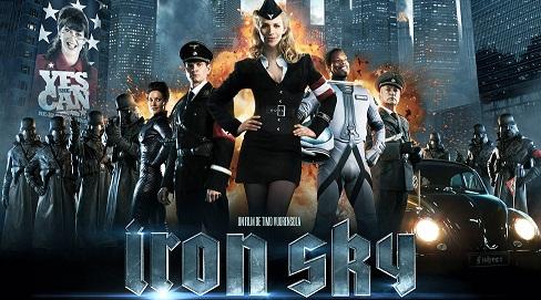 """""""Iron Sky"""": invazia nazistilor lunari pe muzica de Laibach"""