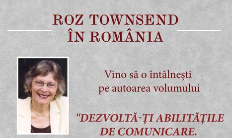 Roz Townsend vine in Romania