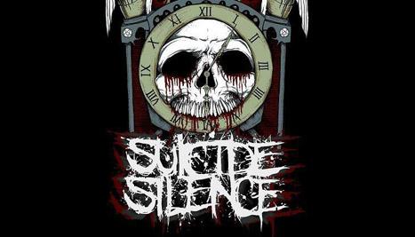 Suicide Silence canta in Fabrica pe 22 iulie
